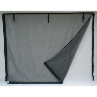 Fresh Air Screens 98 Series 108 in x 96 in Single Garage Door