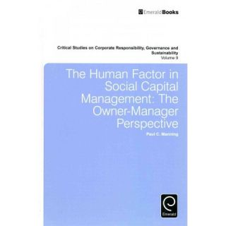 The Human Factor in Social Capital Managemen ( Critical Studies on