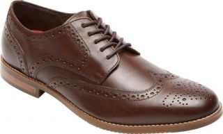Mens Rockport Style Purpose Wing Tip Oxford