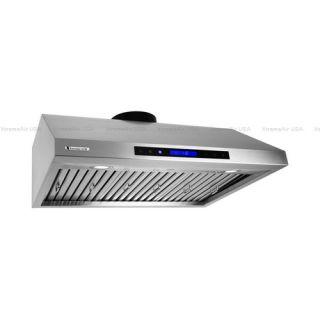 Xtreme Air Pro X 42 900 CFM Under Cabinet Range Hood
