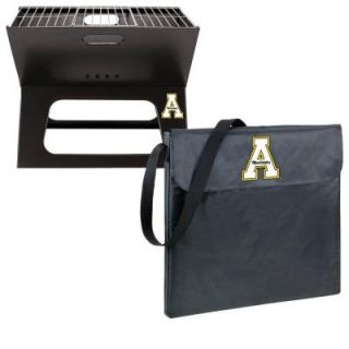 Picnic Time App State Mountaineers   X Grill Portable Charcoal Grill 775 00 175 794