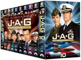 JAG: The Complete Series (DVD)   Shopping   The Best Prices