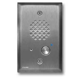 Viking E 40 SS Stainless Steel Entry Phone E 40SS