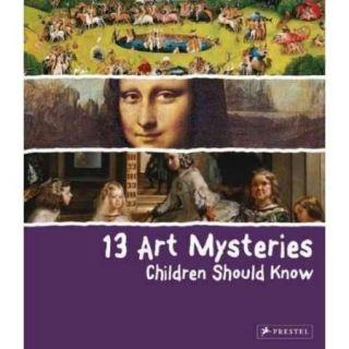 13 Art Mysteries Children Should Know