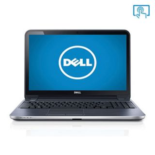 Dell Inspiron i15RMT 7098 15.6 Touchscreen Laptop Computer, Intel Core i5 4200U, 8GB Memory, 1TB Hard Drive