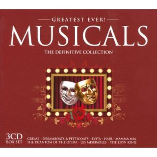Greatest Ever! Musicals