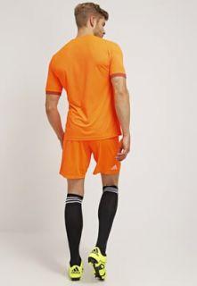 adidas Performance Sports shirt   solar orange/maroon