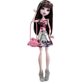 Monster High Boo York Draculaura Doll