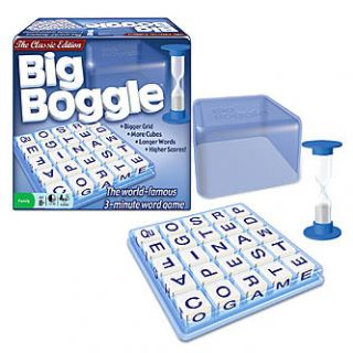 Winning Moves Games Big Boggle   Toys & Games   Family & Board Games