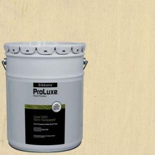 Sikkens ProLuxe 5 gal. #HDGSRD ST 236 Rye Cetol SRD Semi Transparent Exterior Wood Finish HDGSRD ST500 236 05