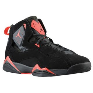 Jordan True Flight   Mens   Basketball   Shoes   Black/Infrared 23/Anthracite