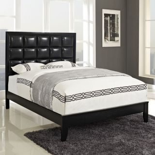 Signature Design by Ashley Stanwick Brown Queen size Upholstered Bed