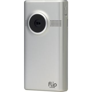 Flip Video M3160S MinoHD 1hr Camcorder   720p   Silver