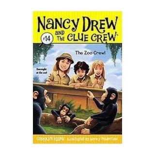 The Zoo Crew ( Nancy Drew and the Clue Crew) (Paperback)