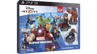 Disney Infinity: Marvel Super Heroes (2.0 Edition) Starter Pack   PlayStation 3