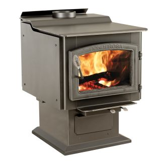 Vogelzang 3,200 sq ft Wood Stove