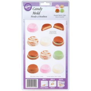 Candy Mold Peanut Butter Cup 11 Cavity