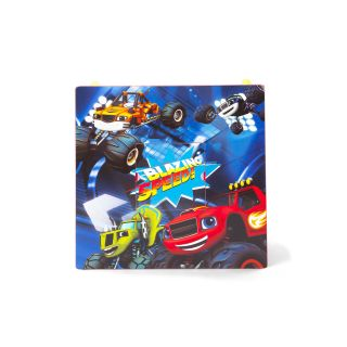 Nick Jr. Kids 3 Piece Blaze and The Monster Machines Table and Chair