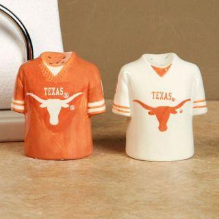 Texas Longhorns Gameday Ceramic Salt & Pepper Shakers