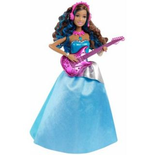 Barbie Rock N Royals Rock Star Doll, Hispanic
