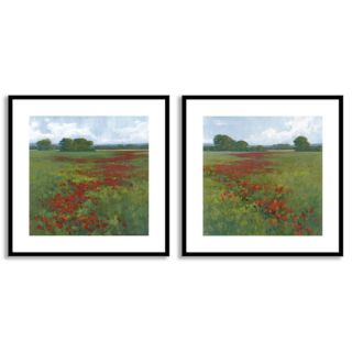 Gallery Direct Sean Jacobss Autumn Shade I and II Art Two Piece