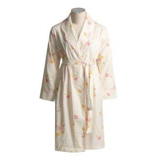 Crabtree & Evelyn Damask Dot Robe (For Women) 89906 38