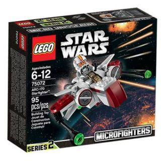 LEGO Star Wars ARC 170 Starfighter