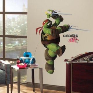 Teenage Mutant Ninja Turtles Ralph Peel & Stick Giant Wall Decals