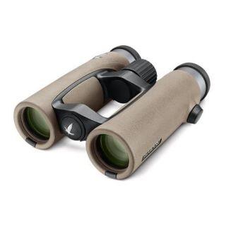 Swarovski Optik EL 10x32 Water Proof Roof Prism Binocular, Sand Brown, 6.9DegAoV 32220