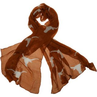 Texas Longhorns Womens Logo Scarf   Burnt Orange