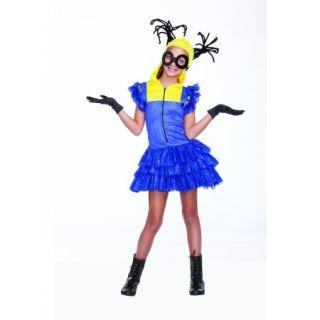 Miss Minion Girls Costume