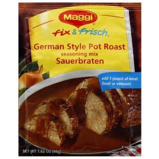Maggi Fix & Frisch German Style Pot Roast Seasoning Mix, 1.62 oz, (Pack of 20)