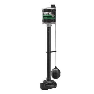 1/3 HP Cast Iron Pedestal Sump Pump SPV500