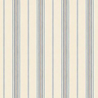 Chesapeake 56.4 sq. ft. Kylie Denim Cabin Stripe Wallpaper HAS491015