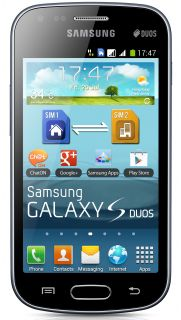 Samsung Galaxy S Duos S7562 GSM Unlocked Dual Sim Android Cell Phone