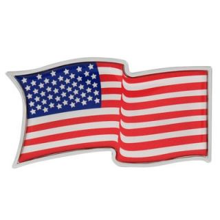 Pilot Automotive US flag emblem IP 3022   Pilot Automotive #IP 3022