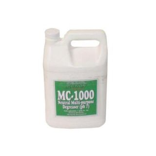 ACTION ORGANIC 1 Gal. Jug Organic Neutral All Purpose Cleaner with Available Cherry Scent (at 50% Concentrate) MC 1000