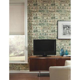 American Money 27 x 27 Wallpaper