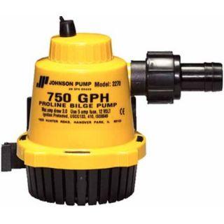 Johnson 22702 750 GPH Proline Bilge Pump