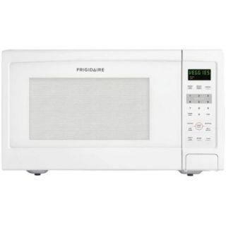 Frigidaire 1.6 cu. ft. Countertop Microwave in White FFCE1638LW