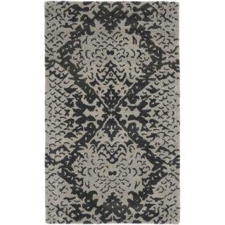 Hand Woven Taylor Moroccan Trellis Geometric Flatweave Wool Rug (2 x