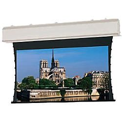 Da Lite Tensioned Large Advantage Deluxe Electrol Electric Projection Screen 247 169 Ceiling Mount