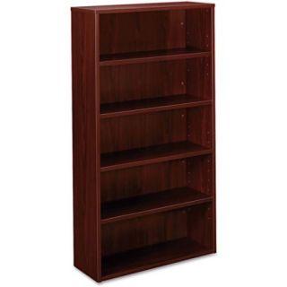 basyx BL Laminate Series 5 Shelf Bookcase