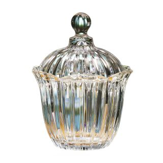 Fifth Avenue Crystal Alexandria Candy Jar
