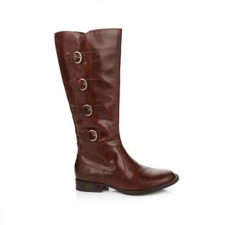 "Born® ""Cuatros"" Leather Buckled Tall Boot   7802513"