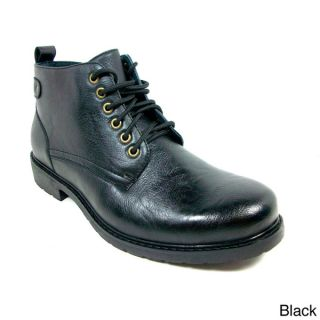 Ferro Aldo Mens Ankle Height Oxford Dress Shoes   Shopping
