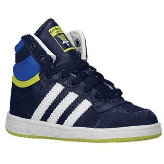adidas Originals Top Ten   Boys Toddler   Basketball   Shoes   Black/Black/Black