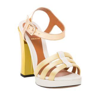 Fendi Chameleon Platform Sandal   Shopping Fendi