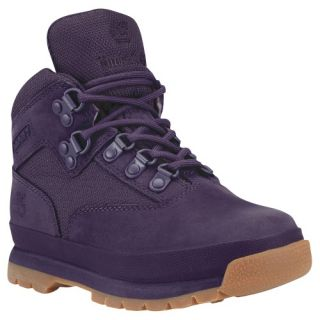 Timberland Euro Hiker   Boys Grade School   Casual   Shoes   Brown Smooth