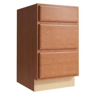 Cardell Salvo 18 in. W x 31 in. H Vanity Cabinet Only in Caramel VBD182131.3.AD7M7.C68M